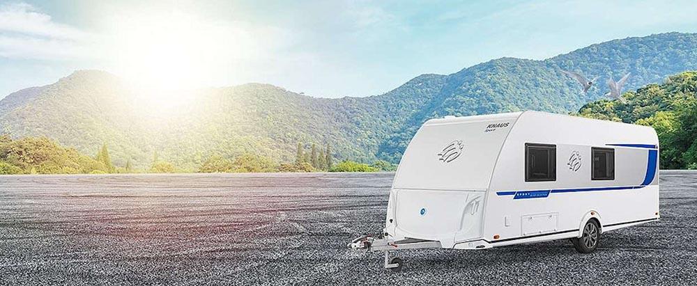 Wohnwagen/Caravans ADAC Class Faszination bei Wohnmobile Saarland