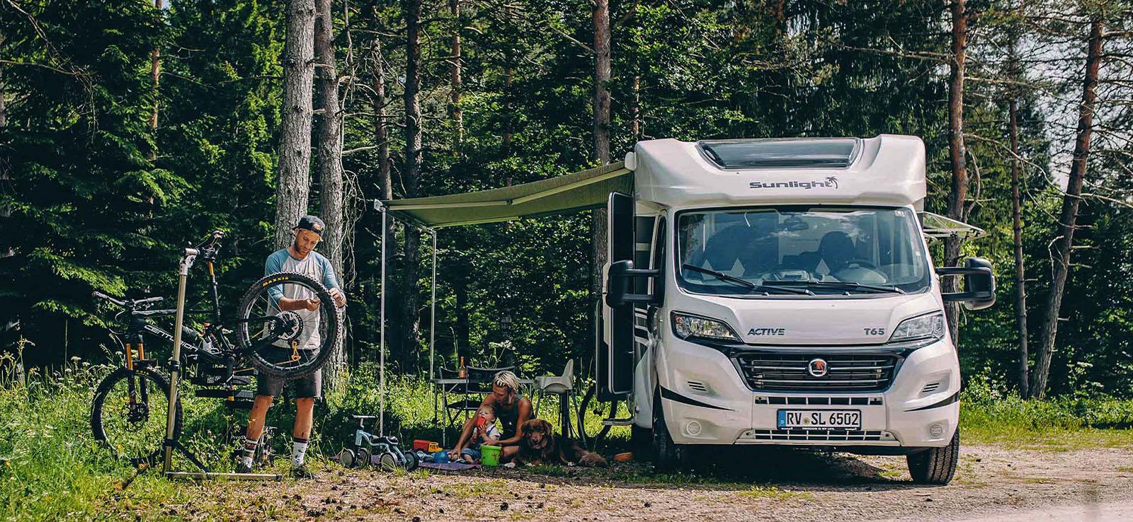 Exklusiv im Saarland: Verkauf hochwertiger Vans und Wohnmobile zu günstigen Konditionen