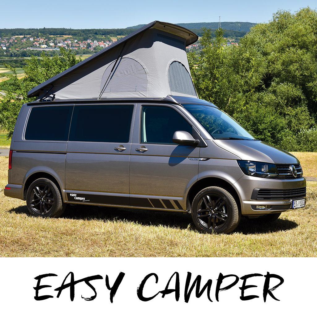 Easy Camper Wohnmobile im Verkauf bei Wohnmobile Saarland