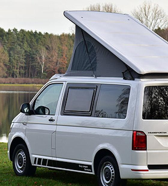Mit den Easy Camper Wohnmobilen flexibel und unabhängig