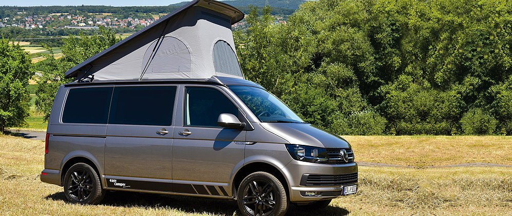 Easy Camper Wohnmobile bei WVS