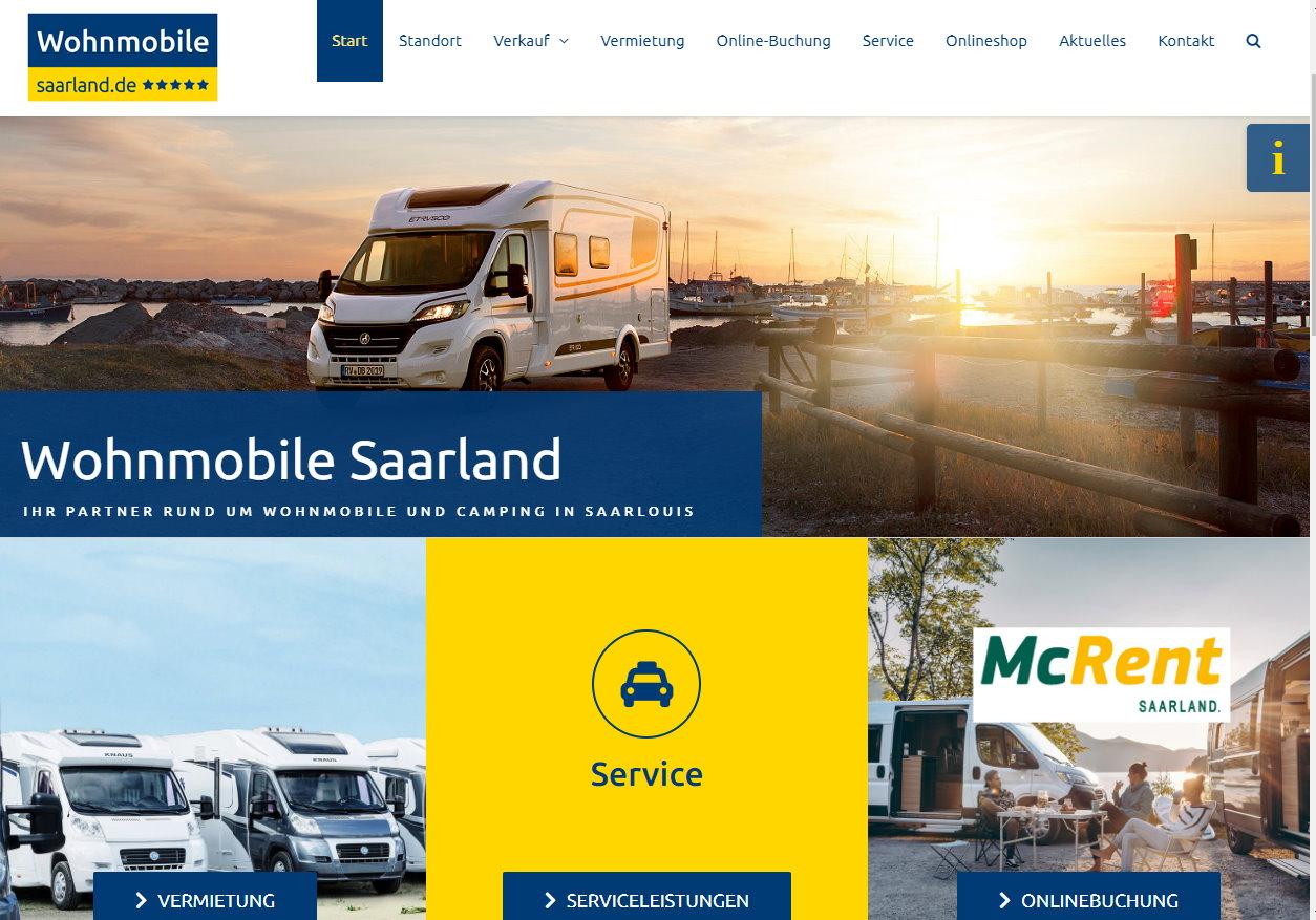 Frisch gelauncht: unsere neue Webseite ist online!