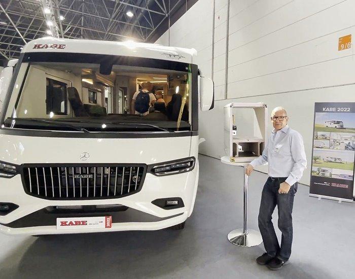 Wohnmobile Saarland ist KABE Partner